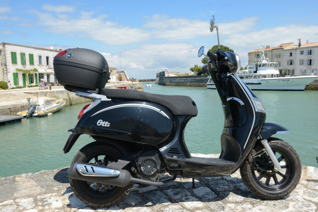 location de Scooter 125cc